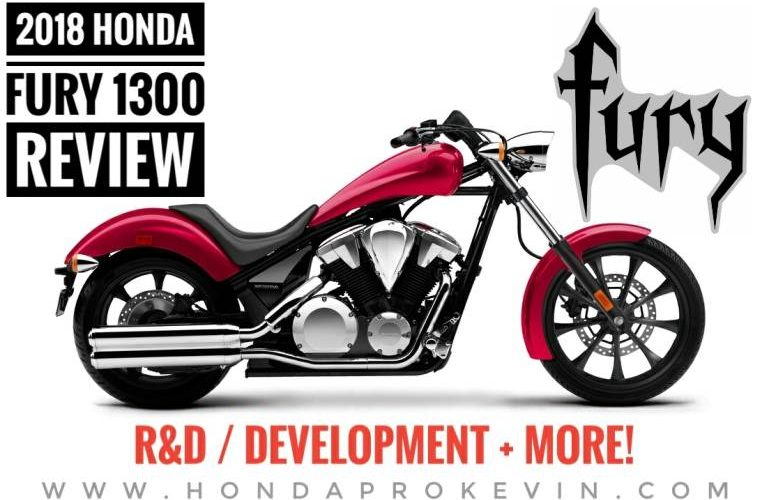 2018 Honda Fury 1300 Review