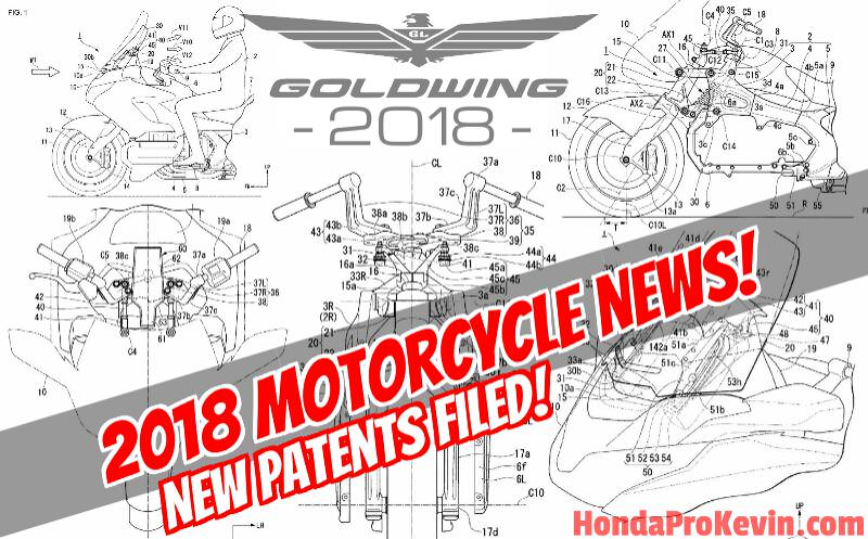 2018 honda 650l. delighful 650l 2018 honda gold wing review of specs  changes from patents  18u0027  motorcycle news for honda 650l