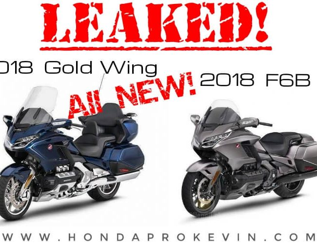 2018 honda goldwing f6b. wonderful 2018 all new 2018 honda gold wing u0026 f6b changes  pictures leaked   motorcycle news inside honda goldwing f6b e