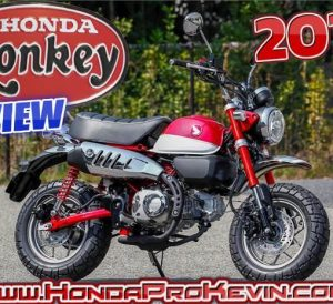 New 2018 Honda Monkey 125 Review / Specs: Price, Release Date, Colors, MPG, HP & TQ + More! | Monkey 125 USA Release