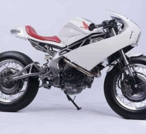 Custom Honda Cafe Racer Motorcycle / CBR Sport Bike - CBR250RR