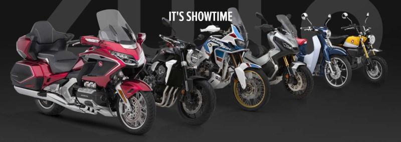2018 Honda Motorcycles | Model Lineup Reviews & Specs
