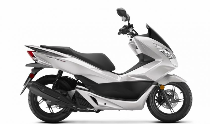 2018 honda pcx150 scooter ride review specs mpg. Black Bedroom Furniture Sets. Home Design Ideas
