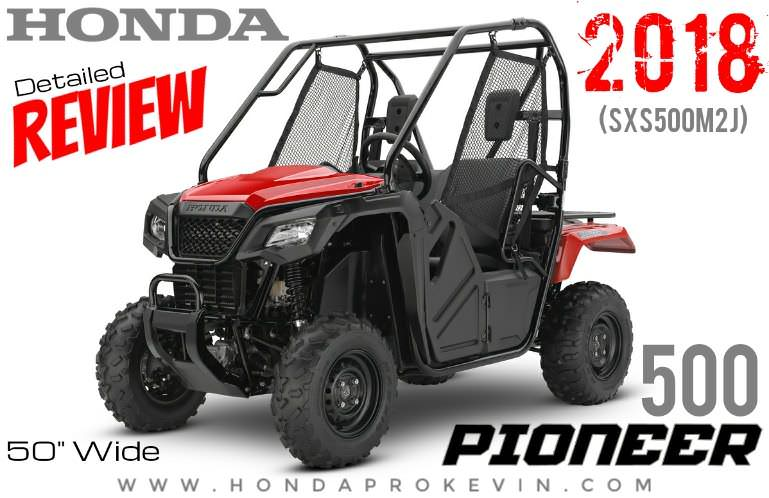 2018 honda pioneer 500 review specs utv sxs atv 2018 honda pioneer 500 review of specs features & development honda pioneer 500 wiring harness at crackthecode.co