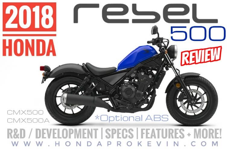 Cool 2018 Honda Rebel 500 Review Of Specs Changes Rd Bobber Motorcycle Wiring 101 Capemaxxcnl