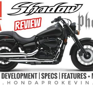 2018 Honda Shadow Phantom 750 Review / Specs - Motorcycle Buyer's Guide: Price, MPG, Colors, HP & TQ Performance + More - (VT750 / VT750C2B / VT750C2BJ)