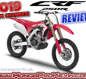 2019 Honda CRF250R Review / Specs + NEW Changes! | Buyer's Guide: Price, Release Date, Horsepower & Torque Performance Info + More! | CRF 250 Dirt Bike / Motorcycle - CRF 250 R
