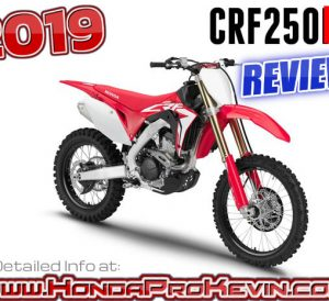 2019 Honda CRF250RX Review / Specs | Buyer's Guide: Price, Changes, Release Date, Horsepower & Torque Performance Info + More! | CRF 250 Dirt Bike / Motorcycle - CRF250R