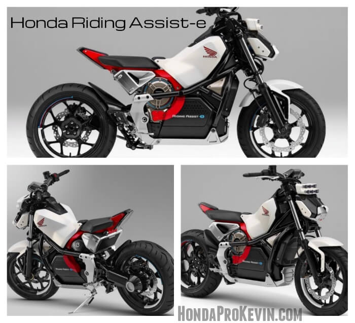New 2019 2020 Honda Motorcycles Concept Bikes Electric Riding Ist E Self
