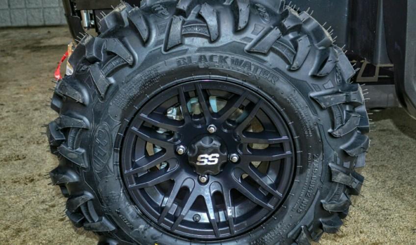 14 Honda Foreman Wheels >> 2016 Honda Pioneer 1000 Wheels / Rims Options   UTV - Side ...
