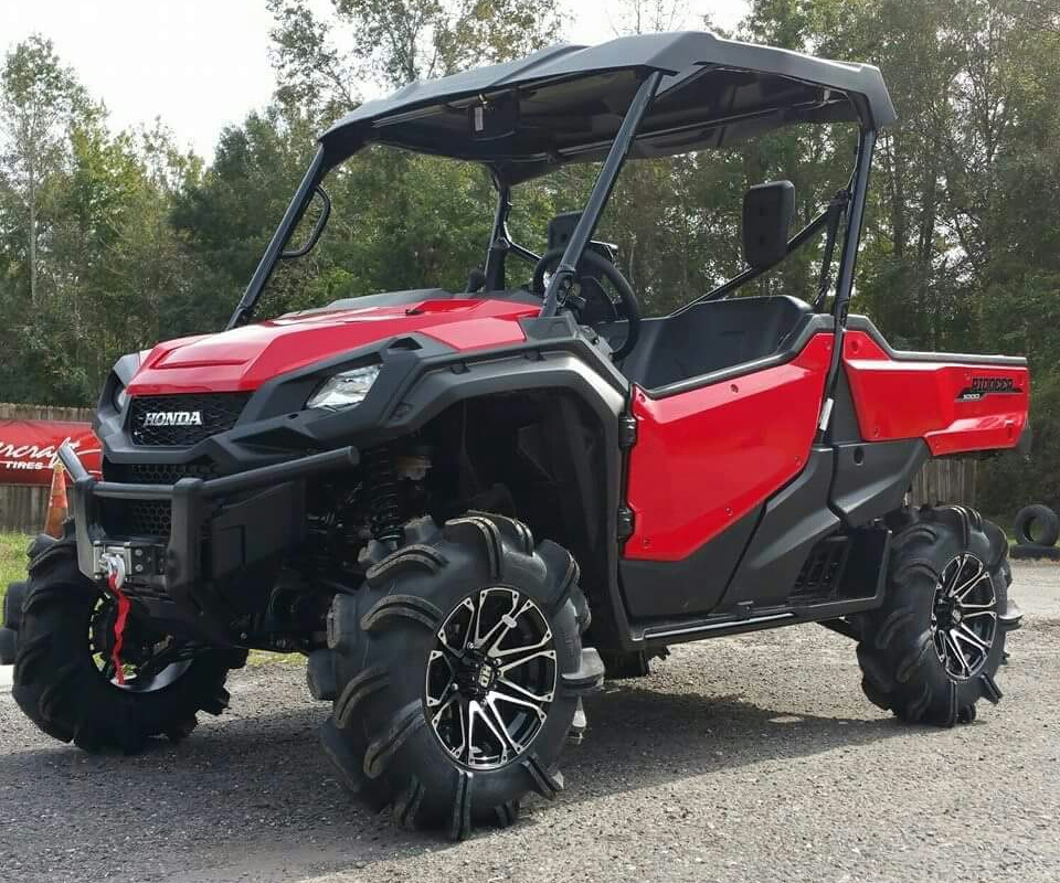 130+ Custom Honda Pioneer 1000 Pictures - Lifted / Wheels ...