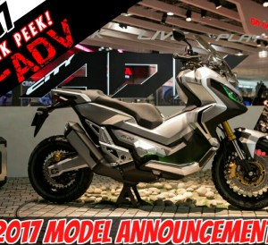 New 2017 Honda Motorcycle / Scooter News Update | X-ADV / City Adventure Concept Model Announcement Release: Specs, Pictures, Videos, Prices etc