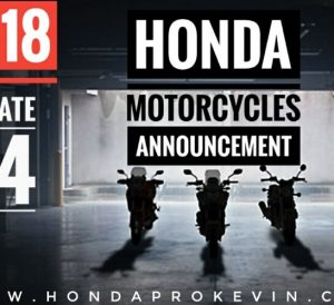 New 2018 Honda Motorcycles Released! All-New Models + Huge Changes to Model Lineup Announcement!