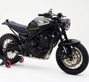 Custom 2017 Honda CB500F / CB500S Scrambler Motorcycle | Naked StreetFighter CBR Sport Bike