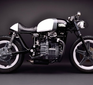 Custom Honda CX500 Cafe Racer Motorcycle / Vintage Classic Bike - CX 500