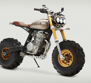 Custom Honda XR650L Motorcycle / Bike - Dual Sport Adventure