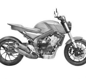 New 2017 / 2018 Honda Motorcycles - All-NEW Models: CB4 & CBsix50 Concept Bikes heading to Production?