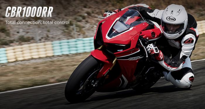 2018 Honda CBR1000RR Review / Specs: Price, HP & TQ Performance Info,  Changes