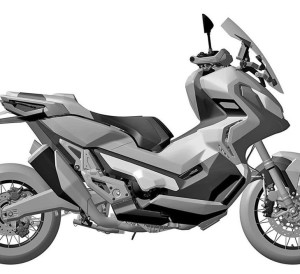 Leaked 2017 Honda City Adventure Motorcycle Pictures / Patent Images / DCT Scooter Bike