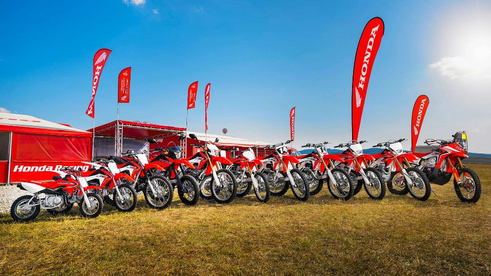 NEW 2019 Honda CRF Dirt Bikes / Motorcycles | Model Lineup Review, Specs, Changes, Prices - CRF50F / CRF110F / CRF125F / CRF125FB / CRF150F / CRF230F / CRF150R / CRF150RB / CRF250R / CRF450R / CRF250X / CRF450X / CRF250L / XR650L