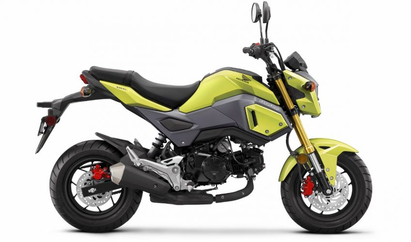 Honda Grom Specs >> 2018 Honda Grom Review / Specs + NEW Changes to the 125 cc Mini Bike / Motorcycle! | Honda-Pro Kevin