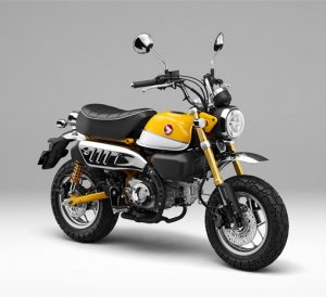 2019 Honda Monkey 125 Concept Motorcycle / Vintage Retro Mini Trail Bike