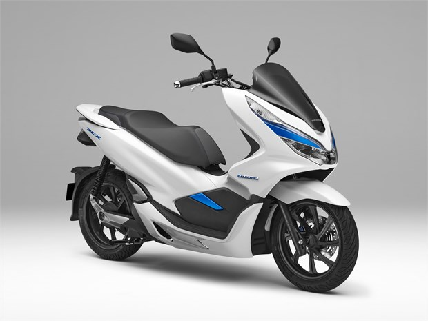 2019 Honda PCX Electric & Hybrid Scooter Review of Specs & Model Lineup News - Automatic Motorbike / Motorcycle