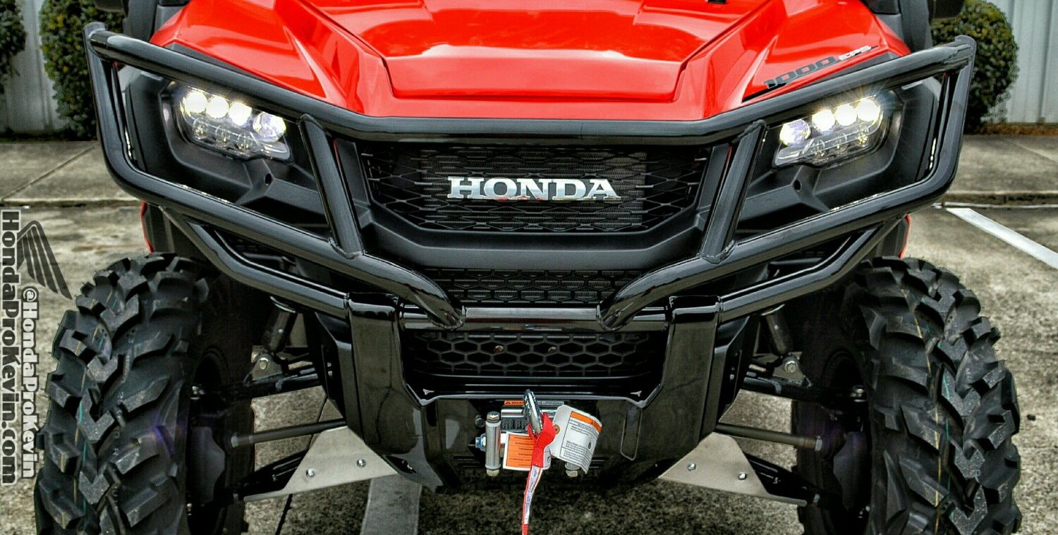 2018 Honda Pioneer 1000 LED Headlights