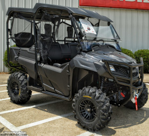 Honda Pioneer 700-4 Accessories Review / Prices - Side by Side ATV / UTV / SxS Utility Vehicle 4x4 - Honda Genuine & Signature Parts & Accessories