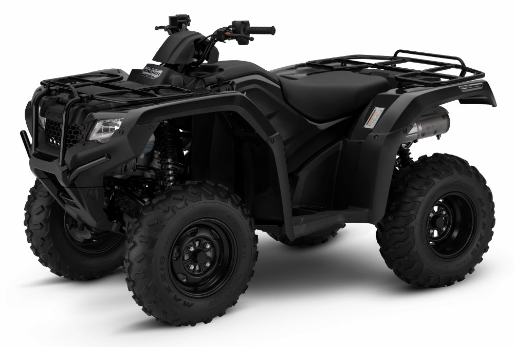 2017 Honda Rancher 420 DCT / IRS / EPS ATV Review - Specs - Price - Accessories - Horsepower & Torque - TRX420FA6