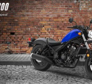 Honda Rebel 300 Review / Specs | Motorcycle Buyer's Guide: Cruiser / Bobber CMX300