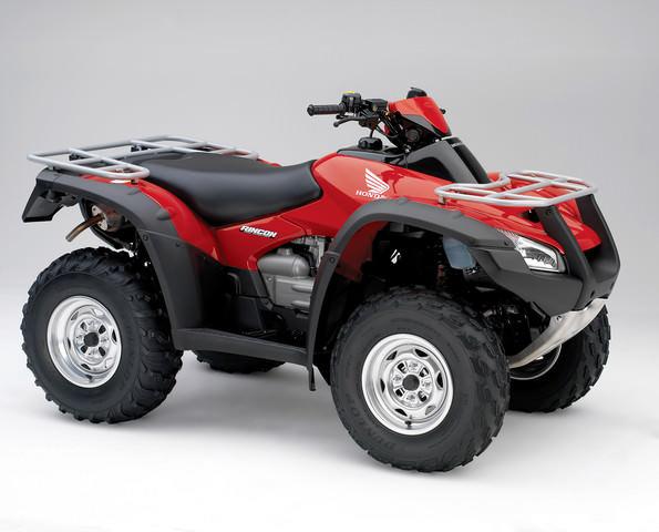 2018 Honda Rincon 680 ATV Review / Specs - TRX680FA 4x4 ...