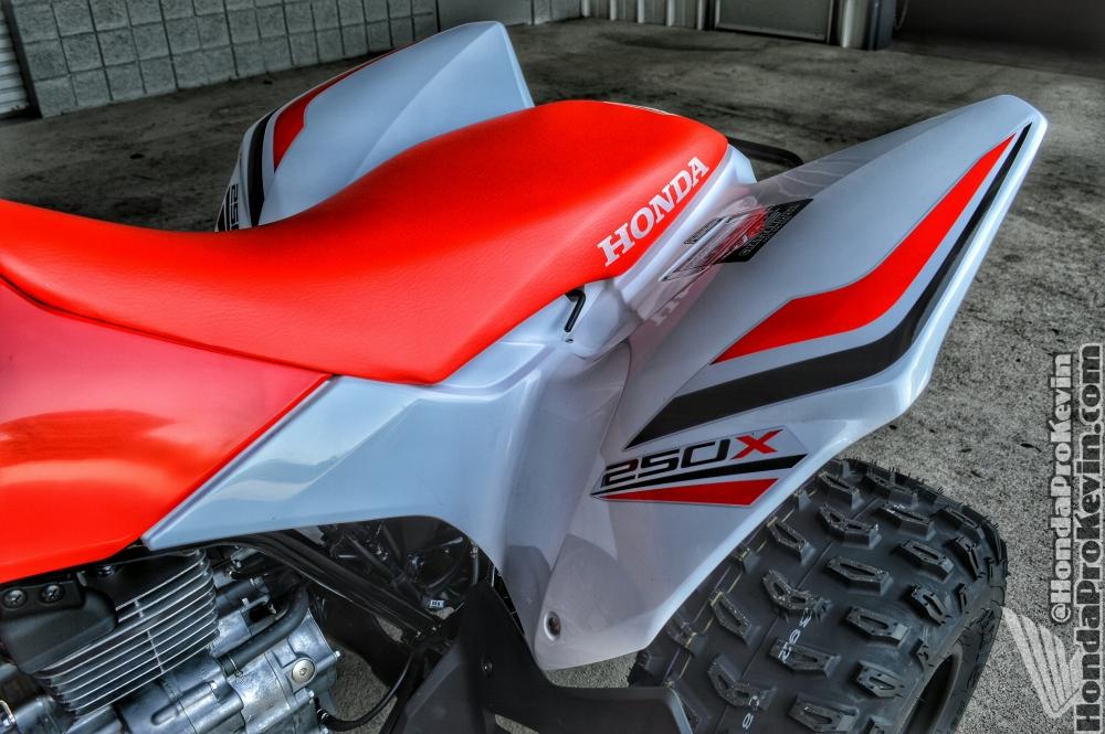 HondaPro Kevin - 2017 Honda TRX250X Sport ATV / Quad Price...