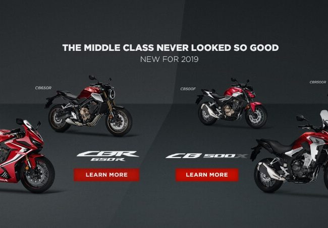 New 2019 Honda Motorcycles Released | Update #4 Model Lineup Review & Specs + More!