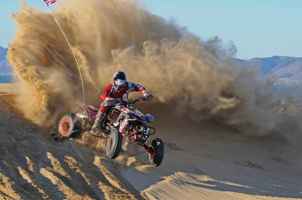 2016 - Year of THE Honda TRX450R? Fastest Race ATV Coming?