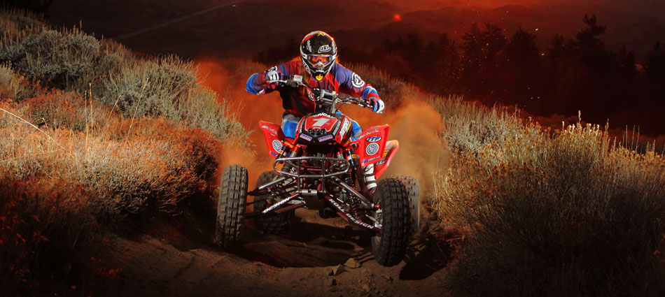 year   honda trxr fastest race atv coming