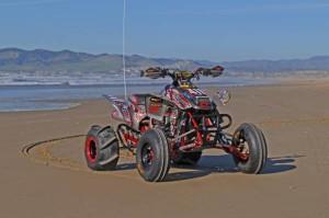 Custom Honda TRX450R - 2016 / 2017 TRX 450R Sport ATV / Quad Model Upgrades Changes
