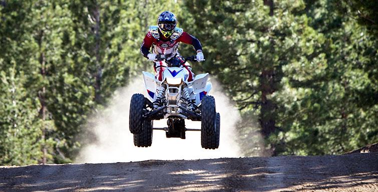 2016 2017 Honda Trx450r Race Sport Atv Quad Models