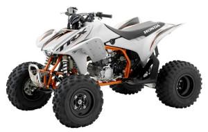 2016 / 2017 Honda TRX450R Sport ATV Quad Model Review News