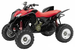 Honda TRX700XX Sport ATV / Quad