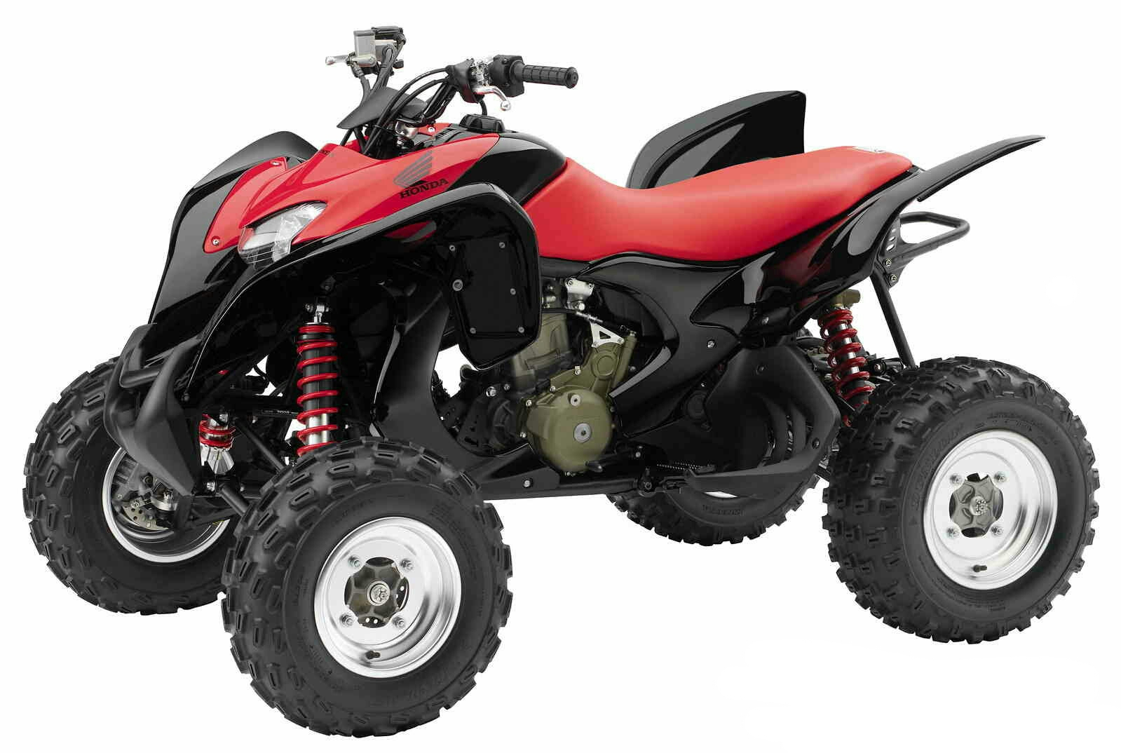 Sport Four Wheelers : Year of the honda trx r fastest race atv coming