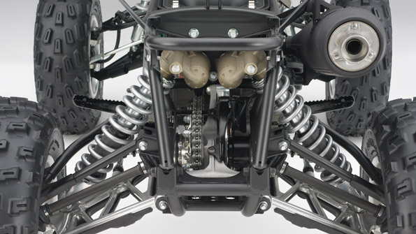 2016 - Year of THE Honda TRX450R? Fastest Race ATV Coming?