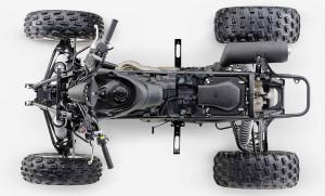 2016 / 2017 Honda TRX450R Sport ATV / Quad