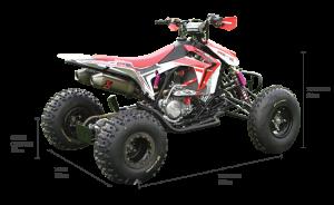 2016 / 2017 Honda TRX450R Sport ATV / Quad Rumors News - CRQF 450 Race ATV