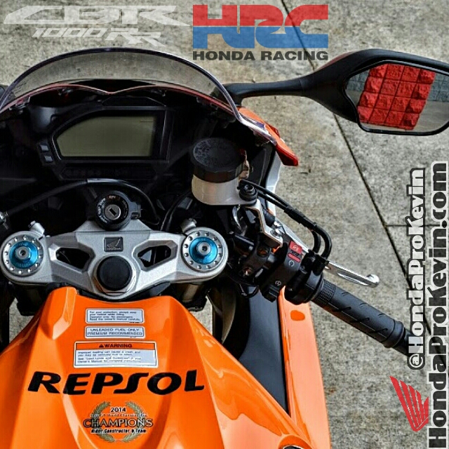 2016 Year Of The Honda Cbr1000rr Upgrades Changes Coming