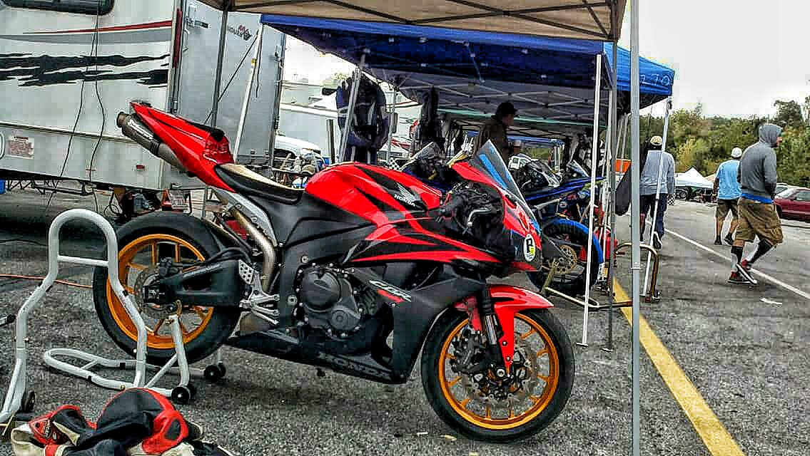 Custom Honda CBR600RR Sport Bike Chattanooga TN