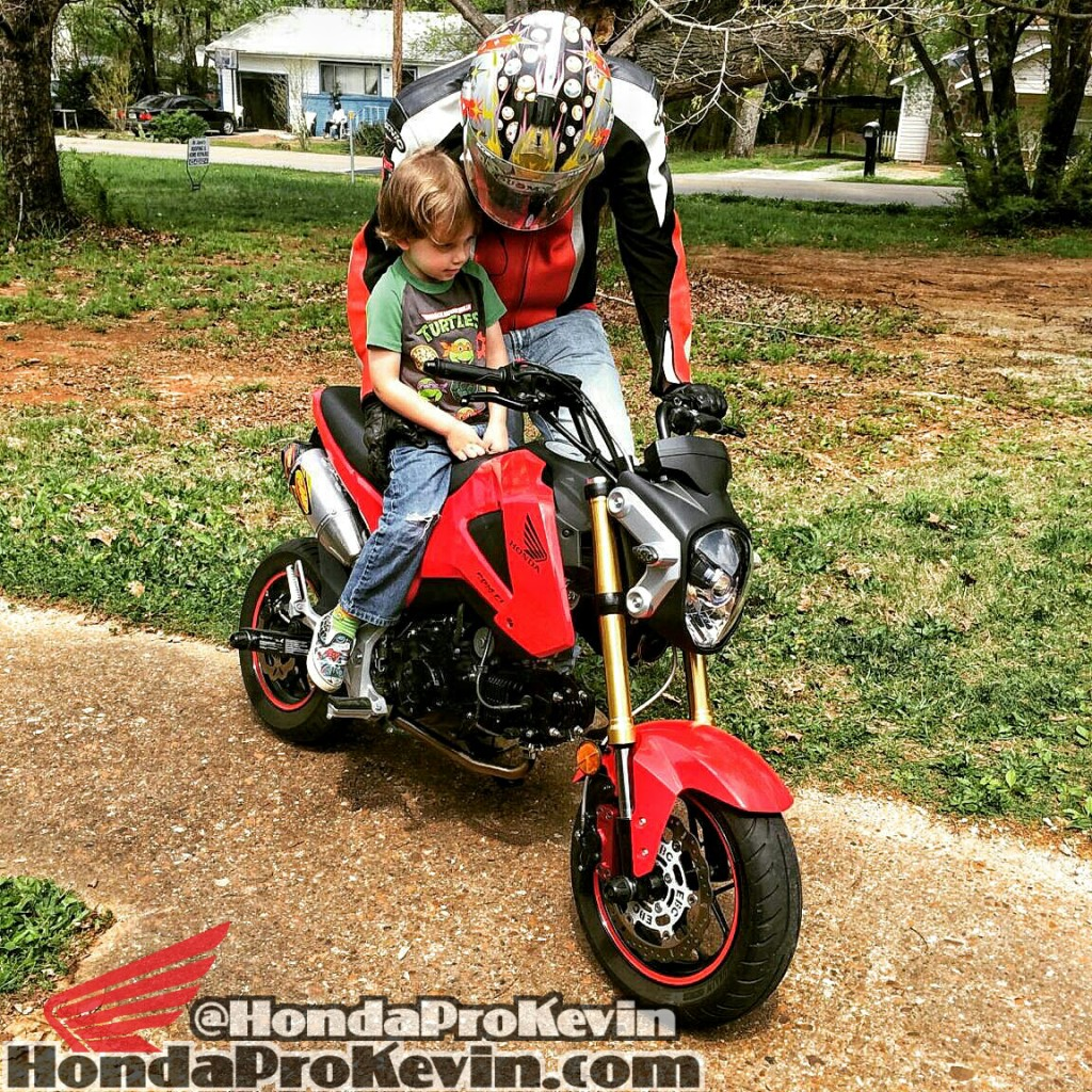 Kevin Wethington Honda of Chattanooga TN Grom