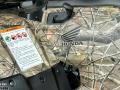 Honda Rancher 420 Camo ATV Review / Specs - Four Wheeler 4x4 Quad