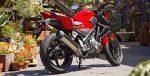 2017 Honda CB300F Review / Specs - Price, Horsepower, Torque, MPG - Naked CBR Sport Bike Motorcycle - CBR300R / CBR300 Streetfighter