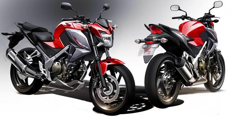 2018 Honda CB300F Review / Specs - Naked CBR Sport Bike Motorcycle - CBR300R / CBR300 Streetfighter
